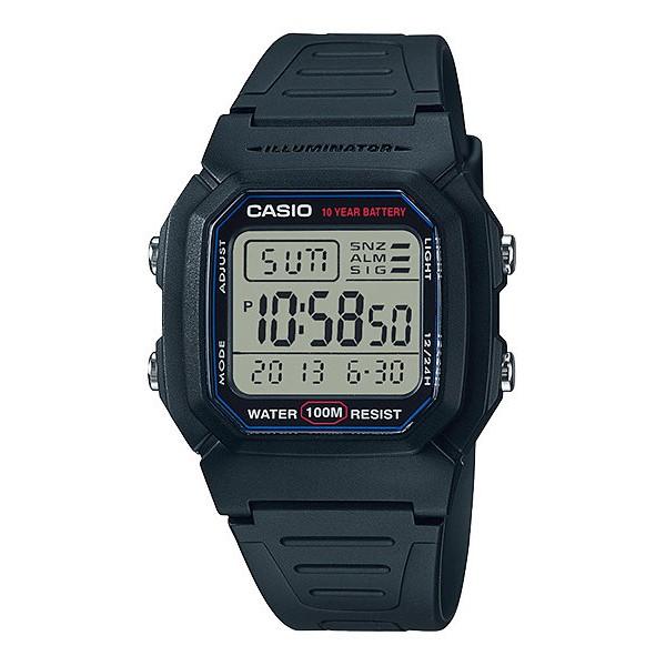 卡西歐 CASIO / W-800H-1A / 數位指針系列 (附錶盒) [ 官方直營 ]