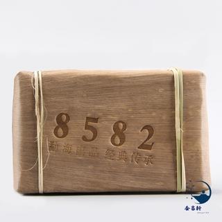 雲南勐海普洱 古樹老茶磚 8582 經 典老生茶 茶磚250g 桃園市