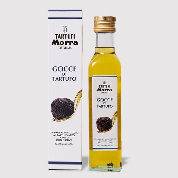 義大利 TARTUFALBA 阿爾巴 黑松露橄欖油Tartufi Morra(55ml / 250ml)