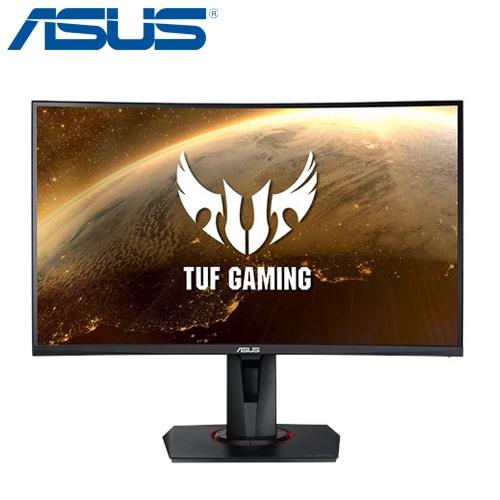 ASUS 華碩 TUF GAMING VG27WQ 27型 2K 165Hz VA曲面 電競 螢幕 顯示器 /紐頓e世界