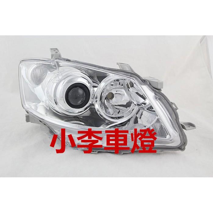 全新品 豐田 CAMRY 06 07 08年原廠型魚眼HID板大燈