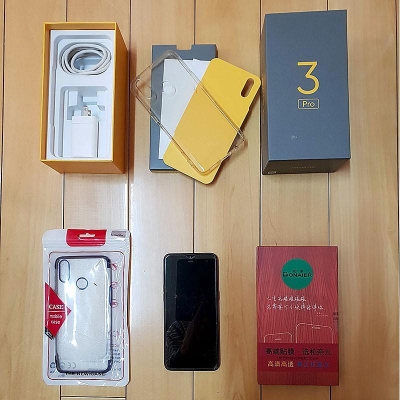 【二手】Realme 3 Pro 6G/128G 19.5:9 6.3吋 水滴螢幕拍照手機