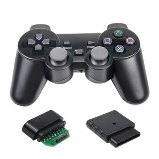 [RWG] PS2 手柄 遙控器 2.4G無線 送轉接板(彎插型) 桃園市
