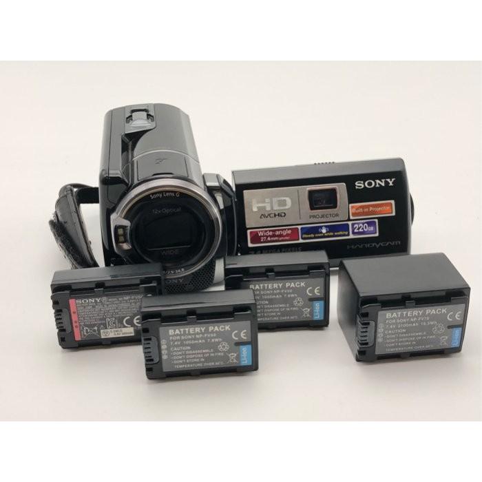 (台中可面交) SONY HDR-PJ50 1080i HD 高畫質 硬碟式攝影機 200G 可投影