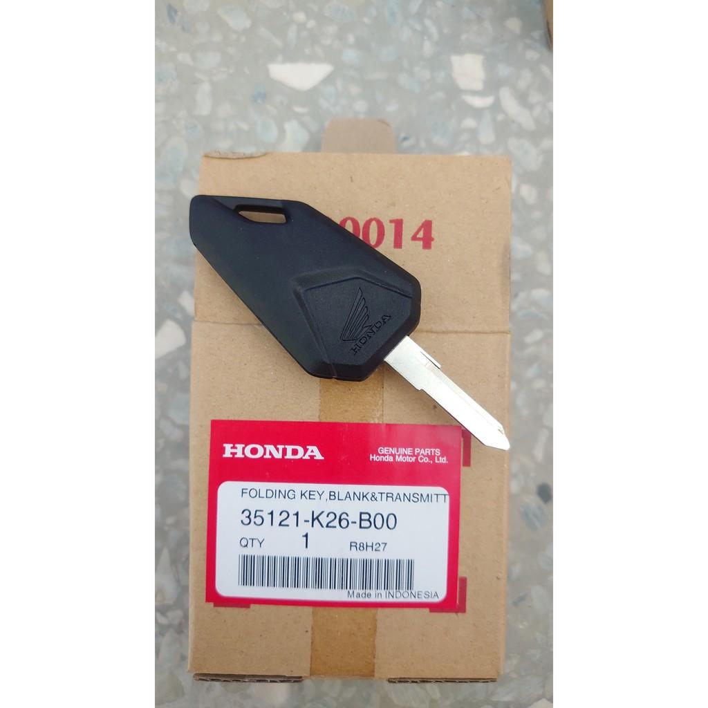 Honda MSX cc110 cross cub 摺疊 鑰匙 35121-K26-B00