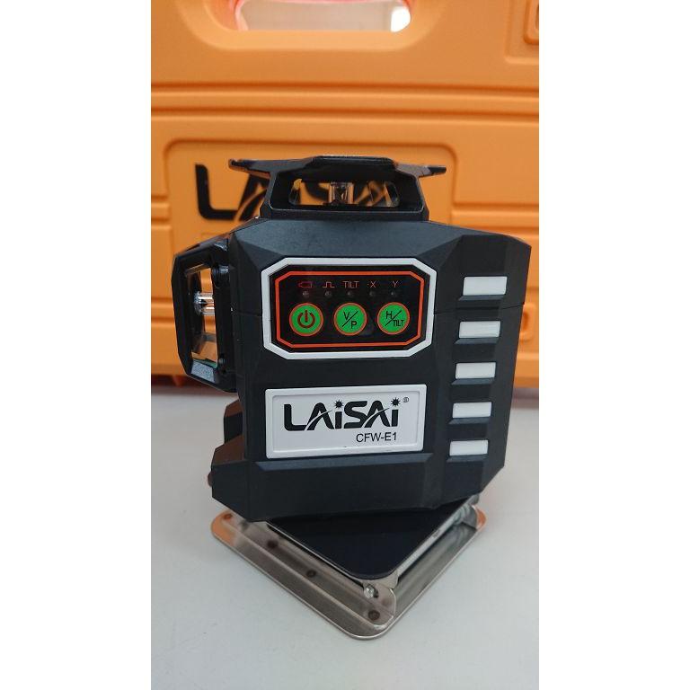 ☆捷成儀器☆LAISAI MAJI CFW-E1G全自動電子式整平4垂直4水平綠光貼模機雷射水平儀墨線雷射儀激光水平儀