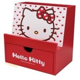 41+ 三麗鷗 SANRIO 凱蒂貓 HELLO KITTY 收納格 4716873523626