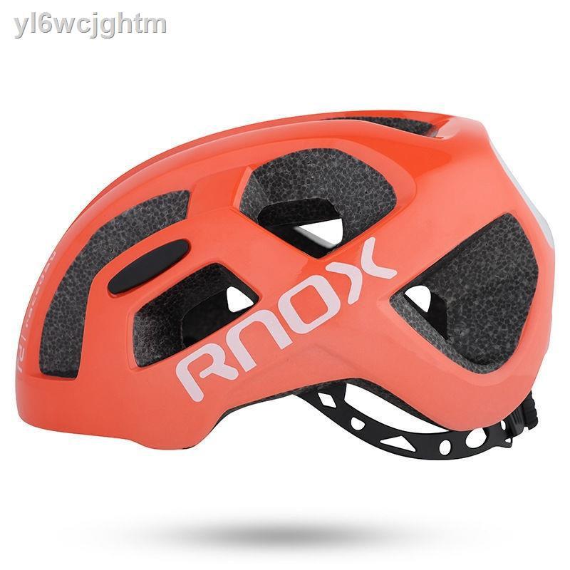 ♙❀◆安全帽 頭盔 公路車 山地車 自行車 騎行 安全帽RNOX瑞納斯公路自行車頭盔 山地騎行頭盔 一體成型 電動車頭盔