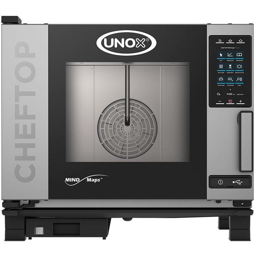 UNOX 義大利 頂級 CHEFTOP MIND.Maps Plus XEVC-0511-EPR 萬能蒸烤箱