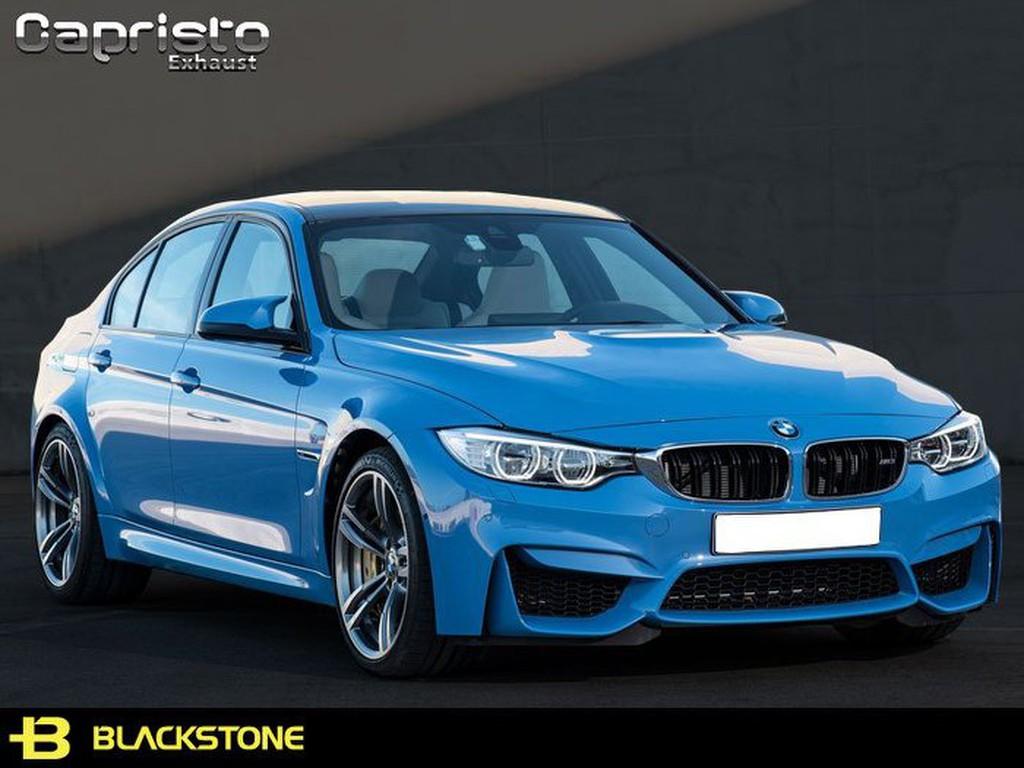 [黑石研創] Capristo BMW F80 F82 F83 M3 M4 排氣管 全段 尾段 中段 閥門【2K013】