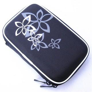全新 2.5 吋 外接式硬碟 布面 彩織紋 防撞 硬殼包 黑色 藍色 銀灰色 紫色 1T 1TB 2T 2TB 桃園市