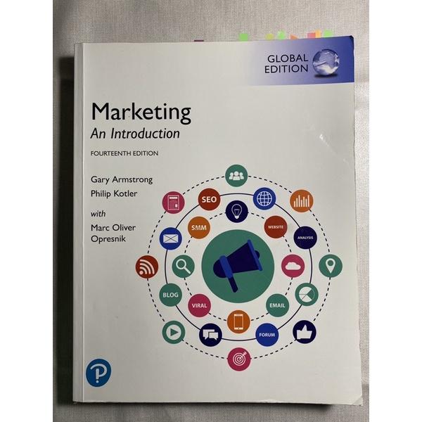 Marketing:An Introduction 行銷學14版