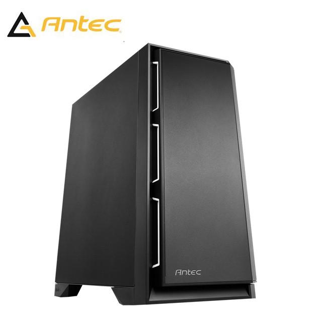 出售 全新未拆 Antec 安鈦克 P101 Silent 靜音版 黑色 顯卡長29 CPU高18 E-ATX 電腦機殼