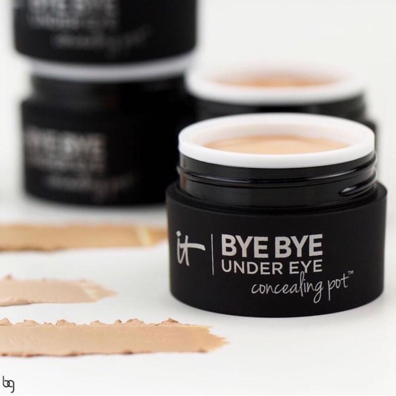 現貨!It Cosmetics Bye Bye Under Eye Concleaning 眼部遮瑕霜