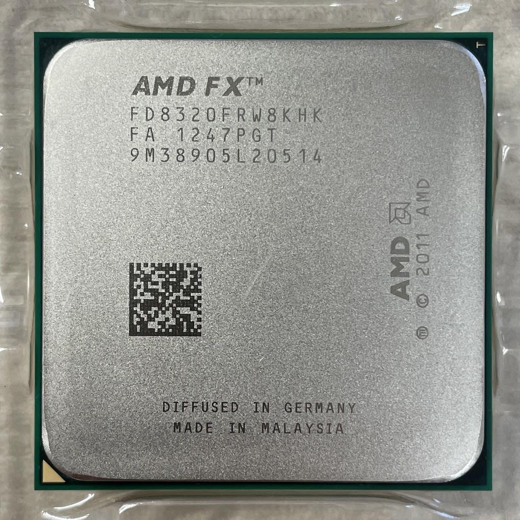 ⭐️【AMD FX-8320/FX-8320E/FX-8350/FX-8370 八核心】⭐ 正式版/無風扇/保固1個月
