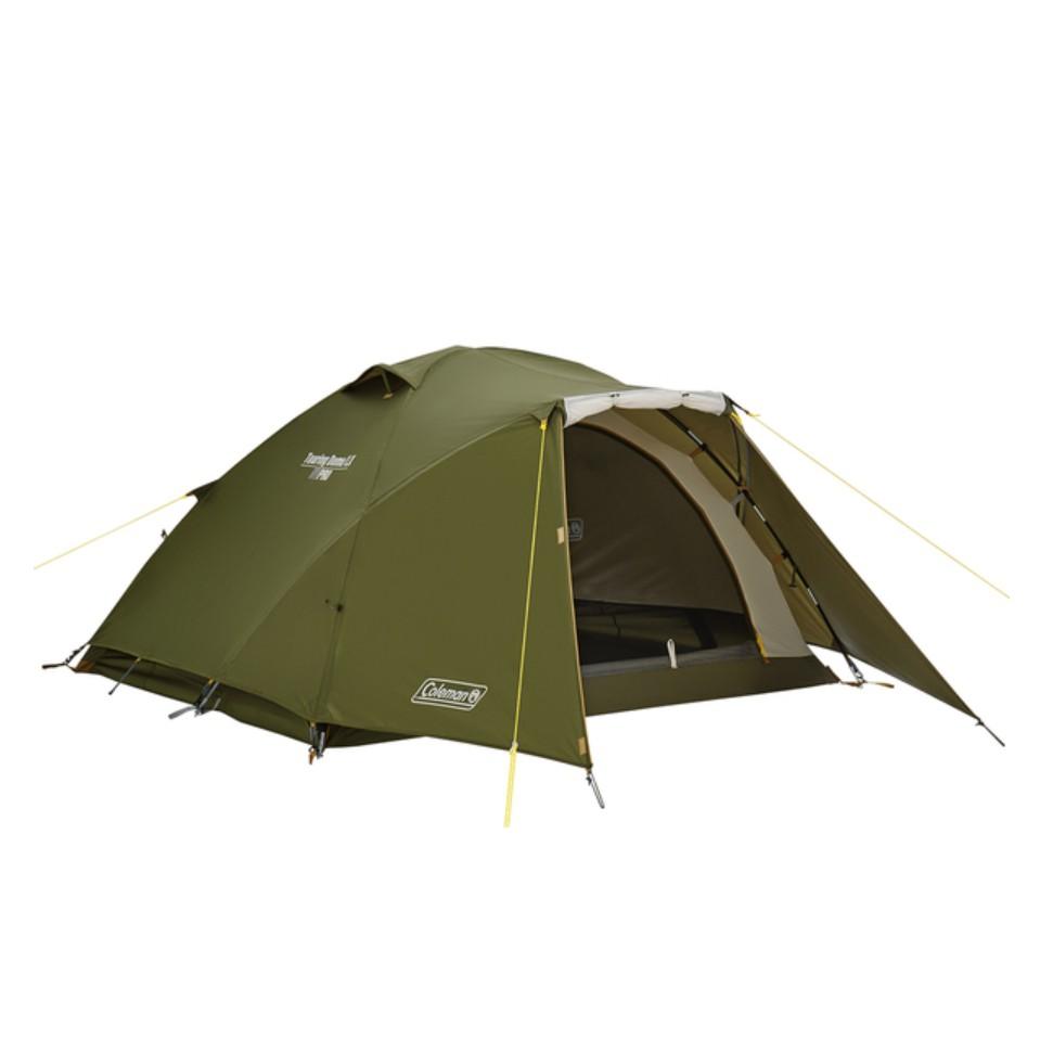 Coleman 2-3人橄欖山旅遊帳 / LX / CM-38142M000 露營 帳篷 【露戰隊】