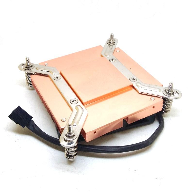 [全新]23mm ITX全銅1U intel CPU 風扇@台南面交@1151 1150 1156 1155