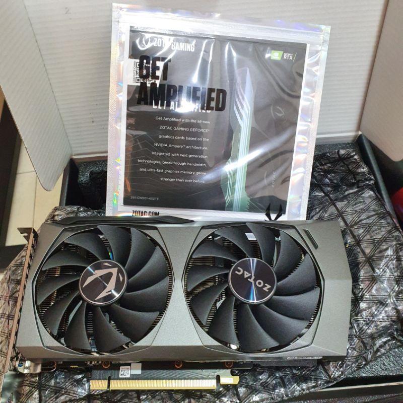 (無鎖面交24k)ZOTAC GAMING GeForce RTX™ 3060 Twin Edge OC 12G