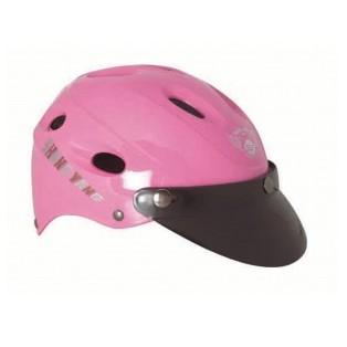SY 商楊 洞洞款 單車用 半罩 安全帽 610 粉紅/紫/水藍 、半頂式、瓜皮帽、雪帽 『豐茂』