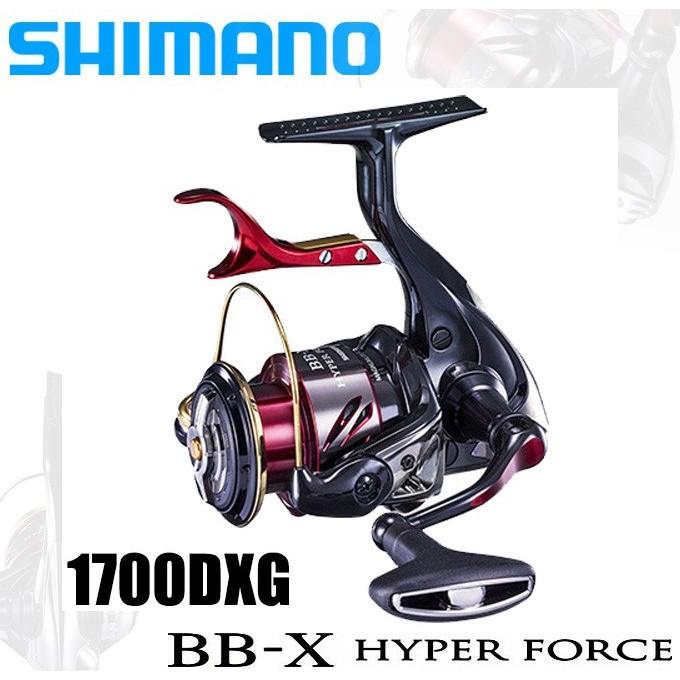 免運🔥 刷卡可分期 SHIMANO BB-X HYPER FORCE 手剎車 捲線器 磯釣 BBX 黑鯛 PE