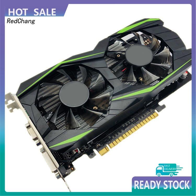 Rc 〜 GTX 1050TI 4GB DDR5 128bit 台式計算機 PC 高清晰度遊戲視頻圖形卡
