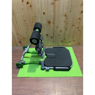 TOTALCore仰臥起坐機附軟墊 健身器材 有氧訓練 室內運動器材 跑步機 室內健身房 A3288【晶選二手傢俱】 臺中市