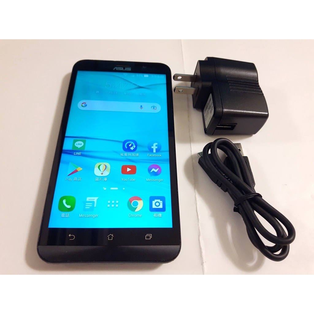 <二手良品螢幕無刮傷>ASUS ZenFone 2 Z008D 5.5吋 2G/16G 4GLTE 安卓6 只要1000