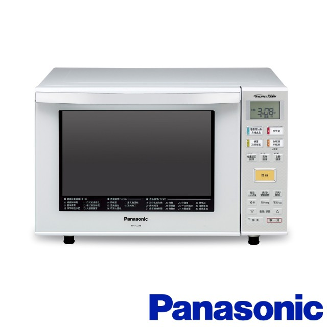 Panasonic 國際牌 23公升 光波燒烤變頻式微波爐NN-C236