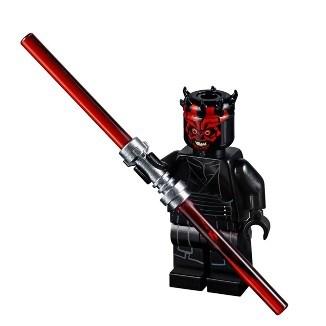 玩樂趣 LEGO樂高75169 Darth Maul 二手人偶(sw0808)