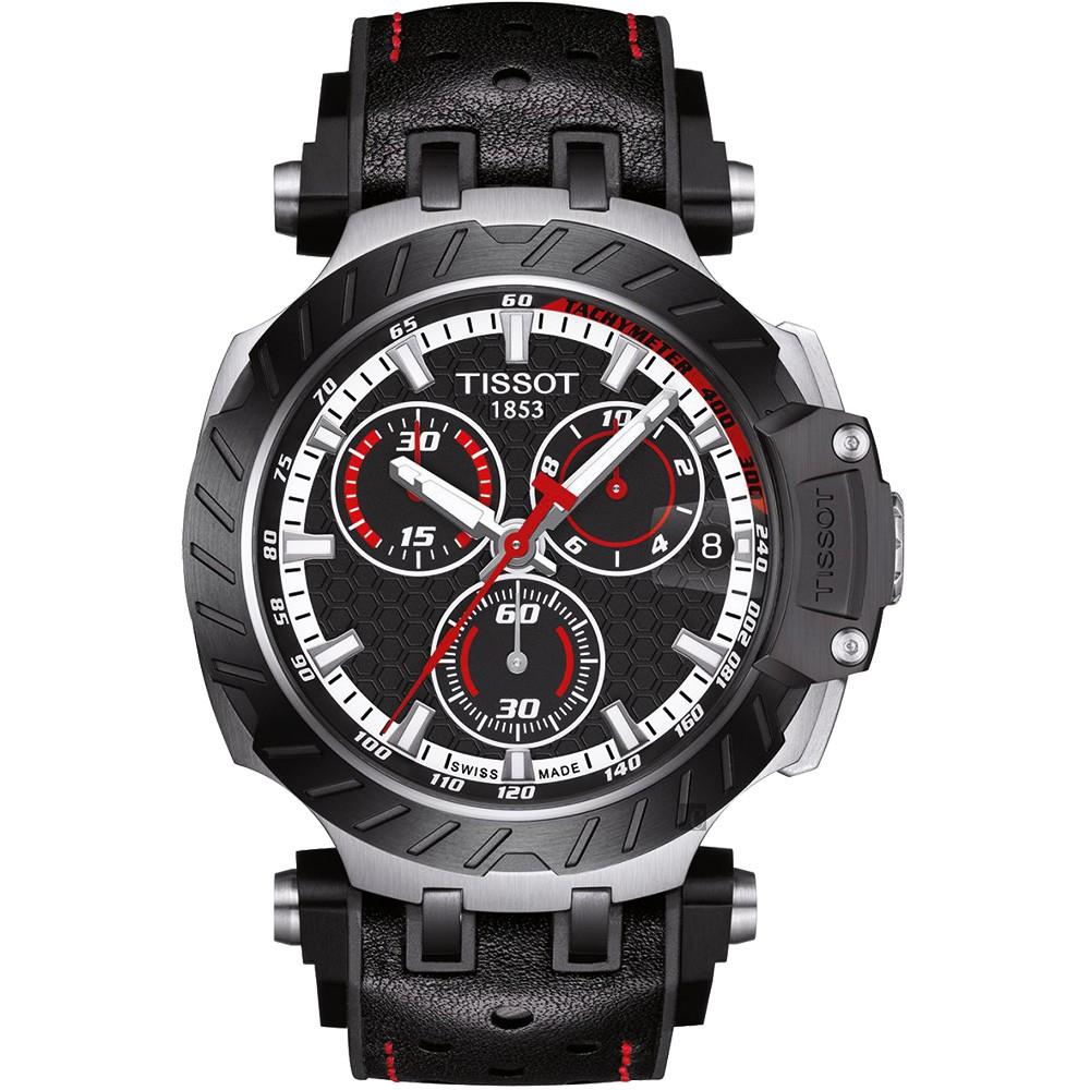 TISSOT天梭 T-RACE MOTOGP 2020 限量賽車錶-43mm T1154172705101 廠商直送