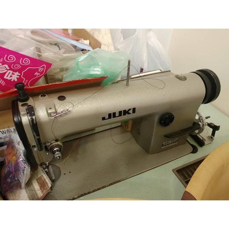 可自取 日本製 JUKI DDL-227 平車工業用縫紉機 桌上電動縫衣機 裁縫機
