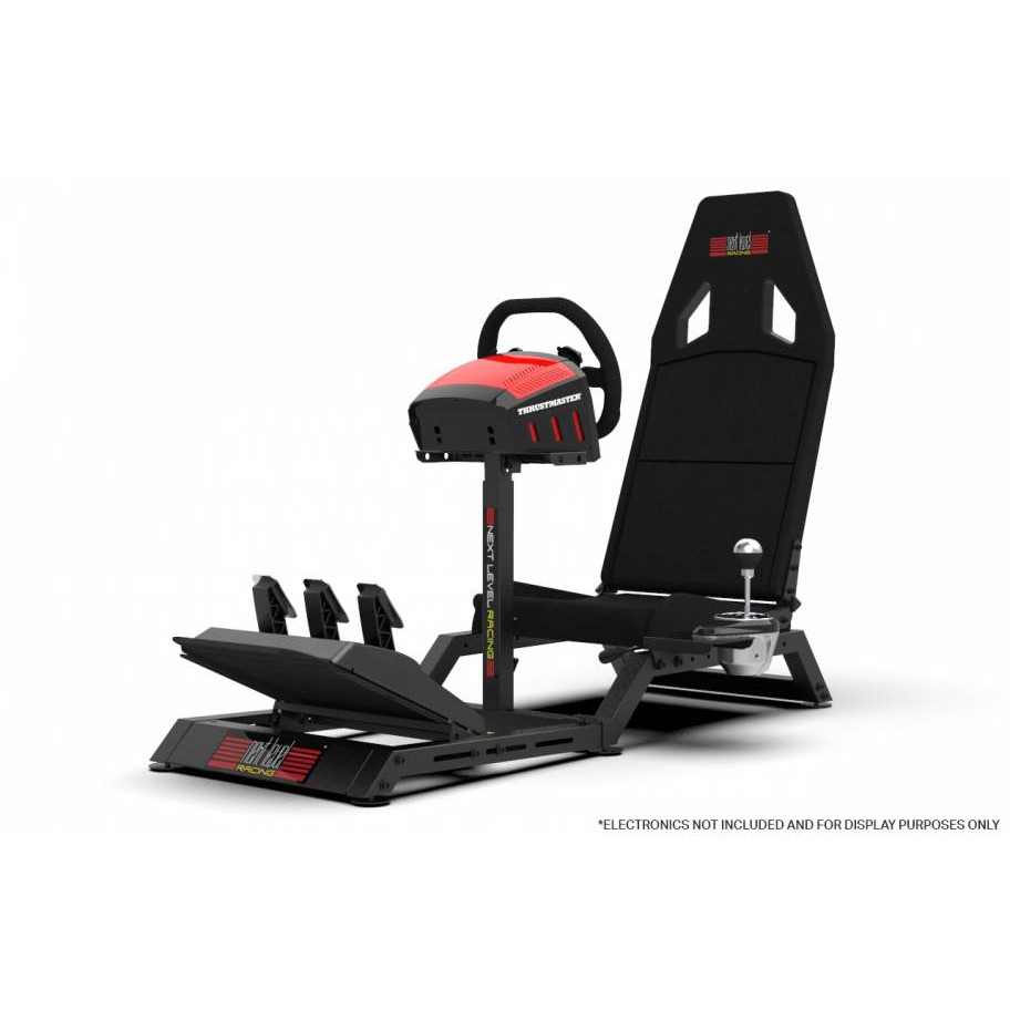 NLR 挑戰者 SIMULATOR COCKPIT 賽車架 / 座椅、方向盤、排檔架、踏板位置可調整【電玩國度】預購商品