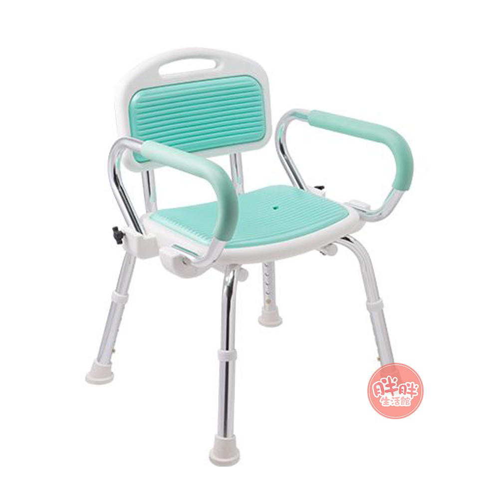Sunlus 三樂事 扶手收折式 軟墊 洗澡椅 SP5605 單入【胖胖生活館】