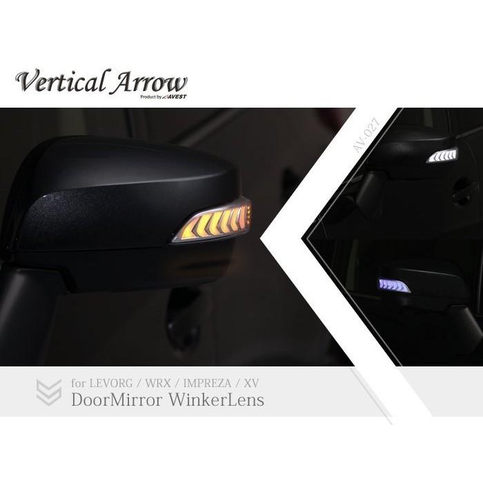 (小鳥的店)AVEST進口 SUBARU系列 序列式 跑馬燈 流水燈 後視鏡 後照鏡 方向燈 FORESTER WRX
