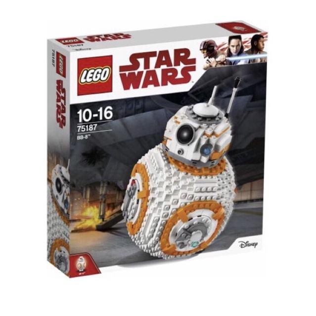 全新 LEGO 75187 BB-8 星際大戰Star Wars