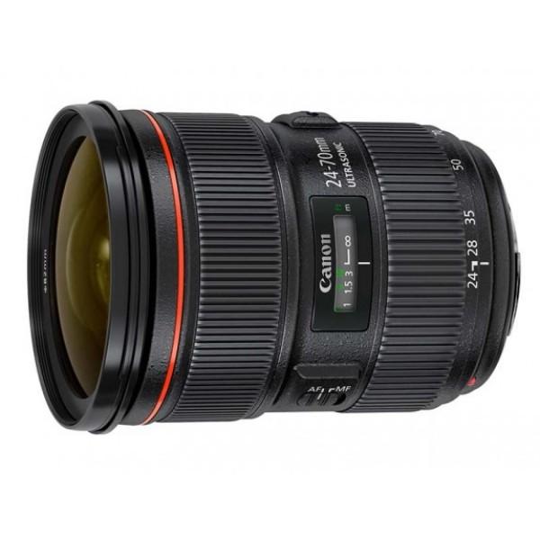 【平行輸入】Canon EF 24-70mm F2.8 L II USM 鏡頭 二代 大光圈  f/2.8 L W31