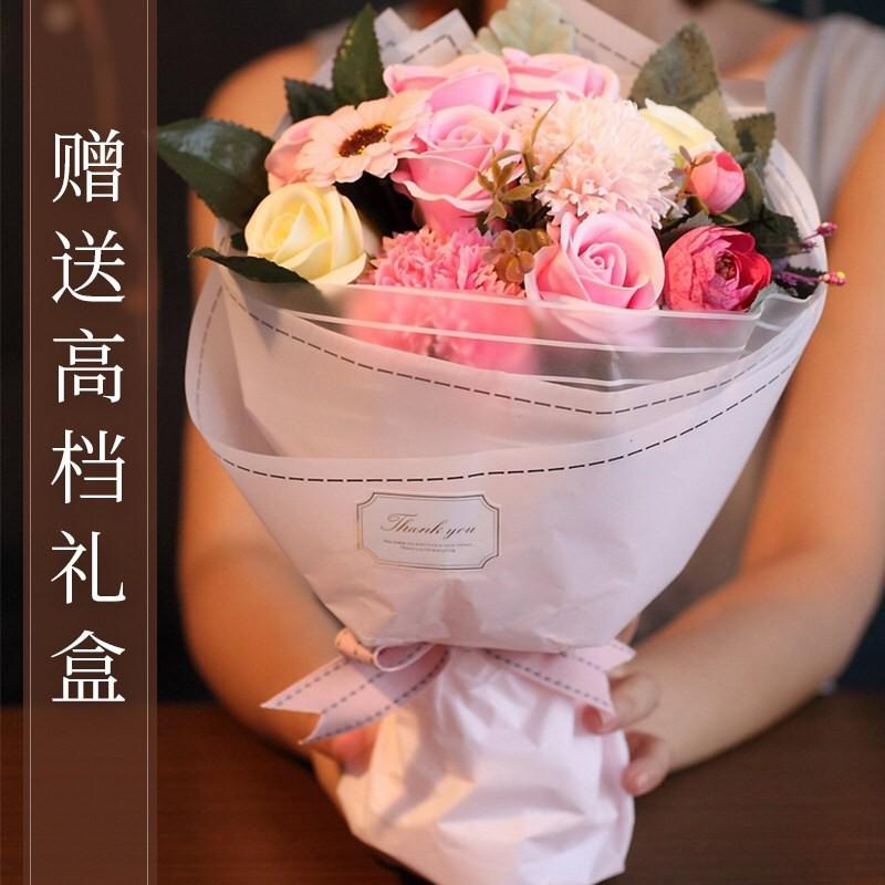 "❤️❤️台灣賣家❤️""初願""擁有不凋零的幸福和美好 是每個女生心中的夢想 象徵愛情,忠貞,甜蜜可愛**ins爆款"