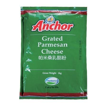 [吉田佳]B201211安佳帕米桑乳酪粉,安佳帕瑪森乳酪粉,怕瑪森粉,顆粒乳酪粉,分裝100g包,另售起士粉,