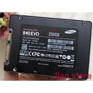 ⚡高品質 現貨秒發⚡[筆電拆機] Samsung 三星 840 850 EVO 500GB~250GB SSD 固態硬碟