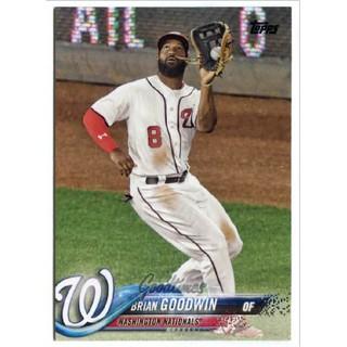 2018 Topps 美國職棒 MLB 棒球卡 S2 華盛頓 國民 #656 #683 #693 高雄市