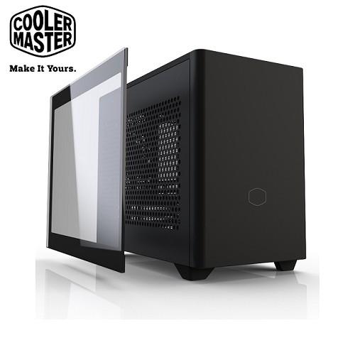 Cooler Master 酷碼 MASTERBOX NR200P 黑色機殼