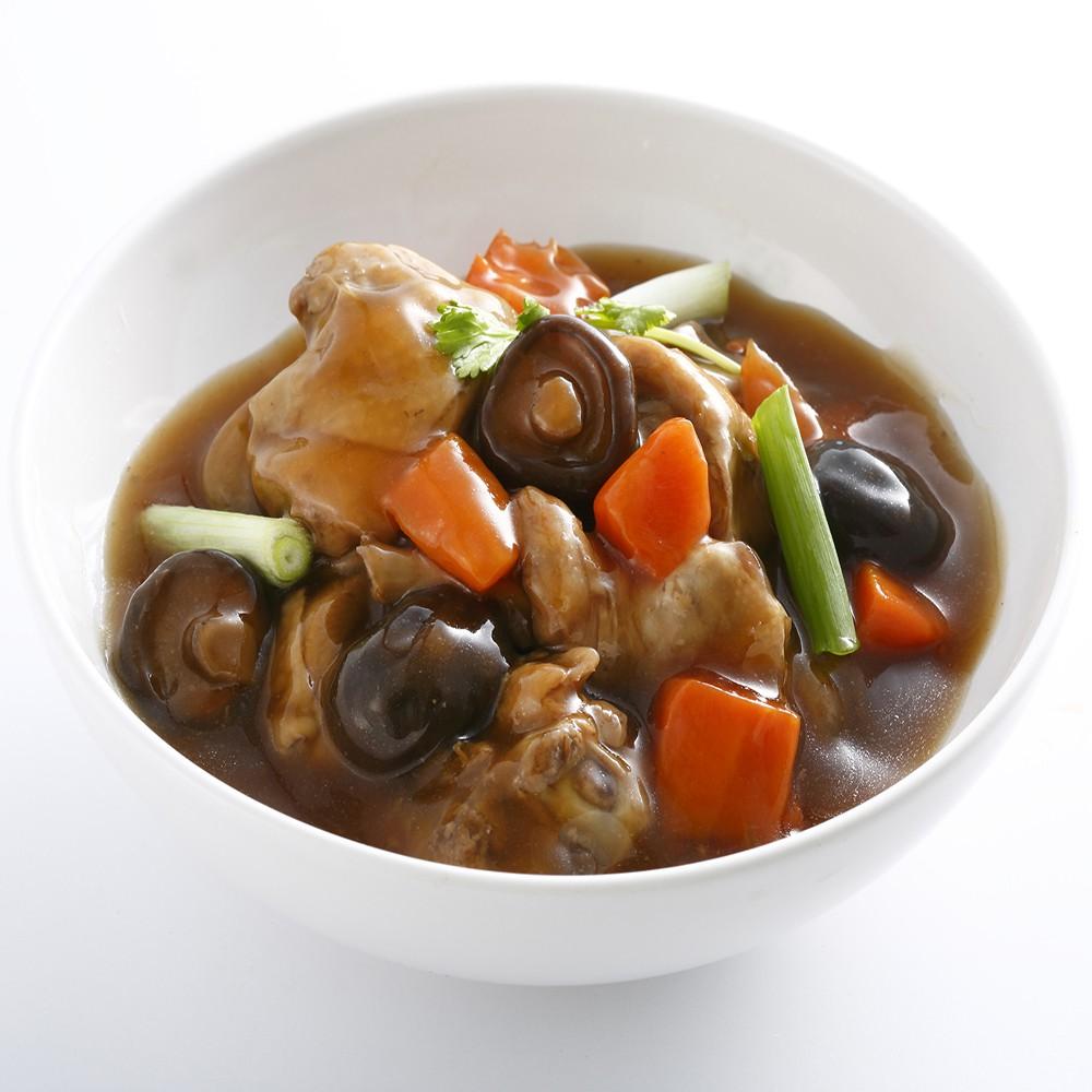 【捷康大廚在家】新加坡香菇雞腿(一袋5包入)