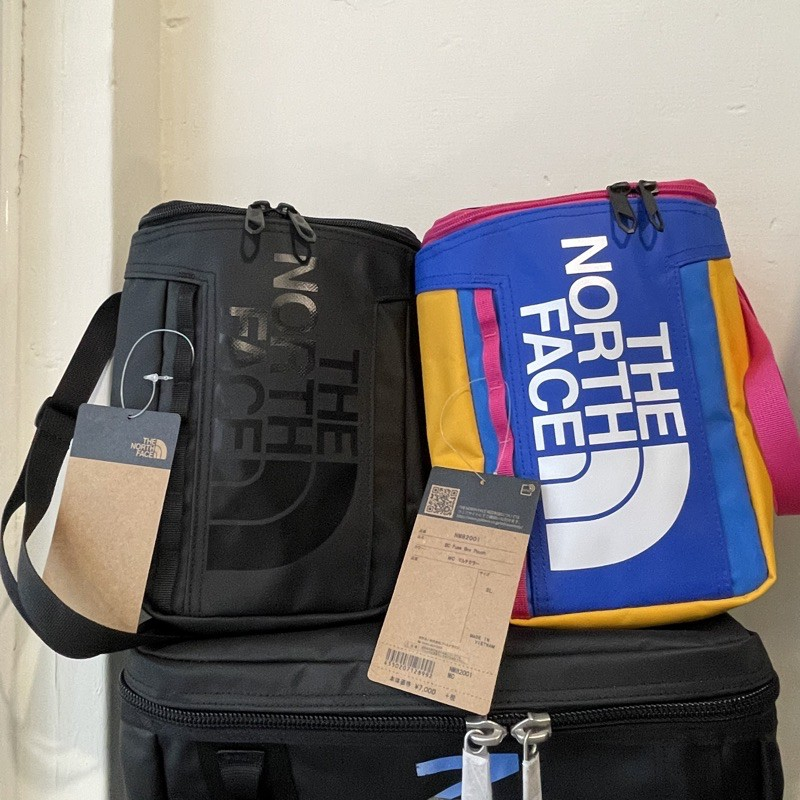 {The PAST} 台北門市 THE NORTH FACE BC FUSE BOX POUCH 防水 方包 小包