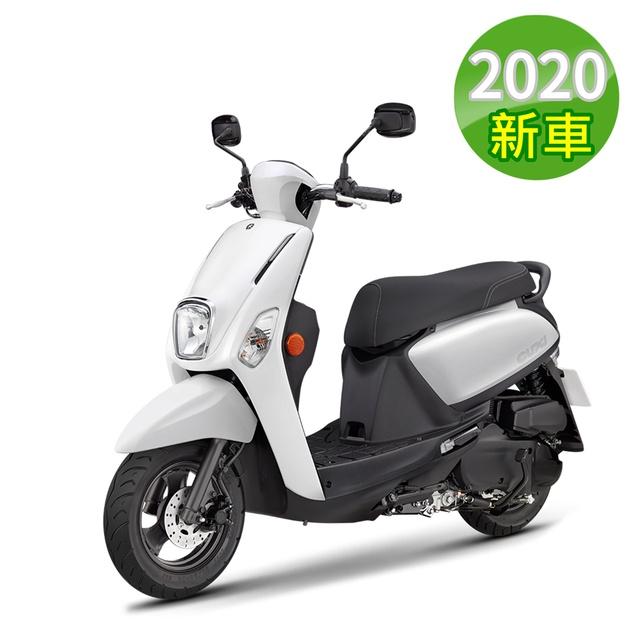 YAMAHA山葉機車 MY CUXI-115 GO正-碟煞版2020年式 廠商直送