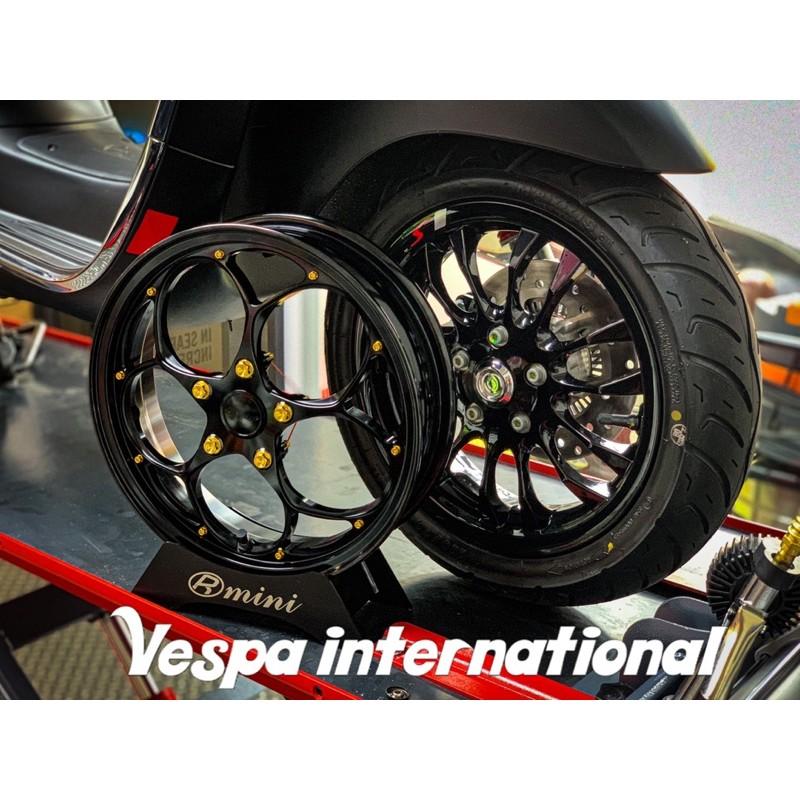 Vespa偉士國際 R-mini C款 A款 鍛造框