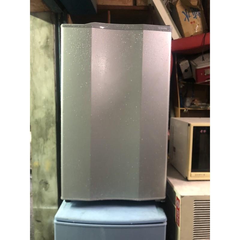 [中古] 大同105L 單門冰箱 小冰箱 冷藏小冰箱 套房冰箱 二手冰箱中古冰箱 修理冰箱 維修冰箱