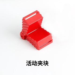 現貨  多邊形綁帶夾木工角度夾具4米尼龍多功能捆綁夾拼板定位夾 活動夾塊