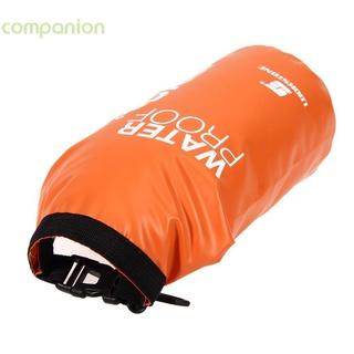 ☁companion☁溯溪漂流防水袋 超輕游泳袋 手機相機單反防水包 2L 橙色