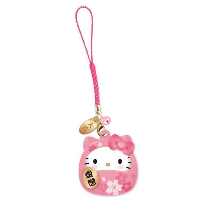 達摩造型Hello kitty 粉紅限量悠遊卡 現貨