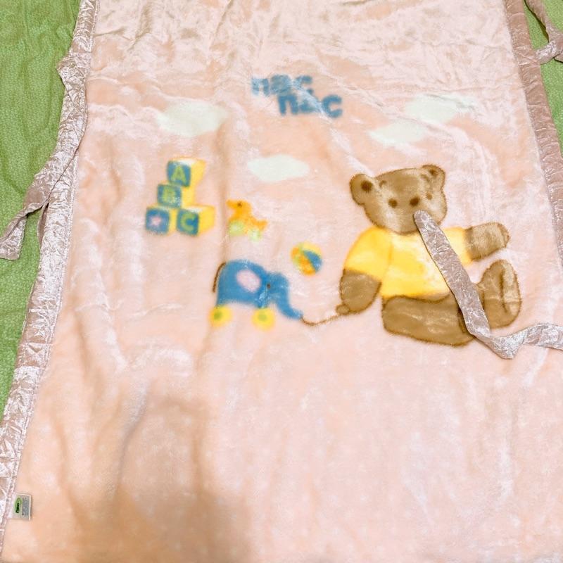 Nac Nac 熊熊揹毯